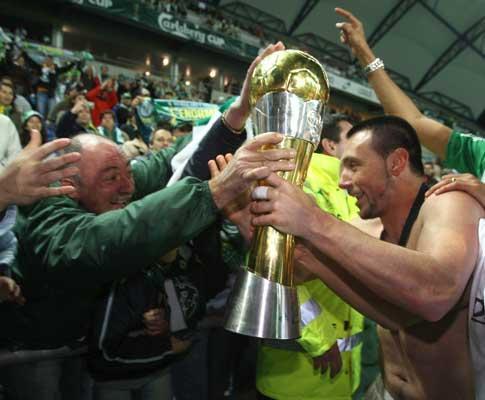 Carlsberg Cup: mais um prémio para Pitbull, Saleiro no segundo lugar