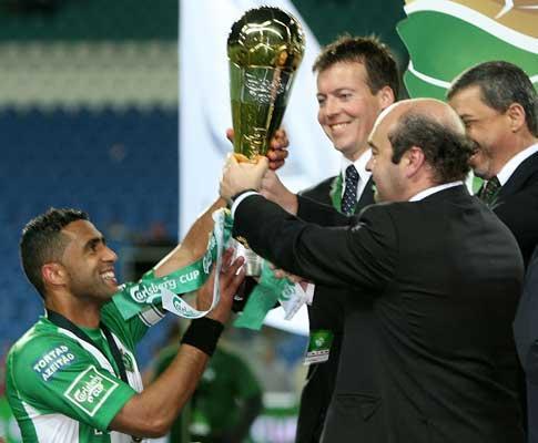 Carlsberg Cup: confira o sorteio das primeiras fases