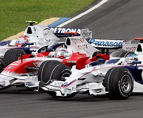 F1: Glock ameaçado após ultrapassagem de Hamilton