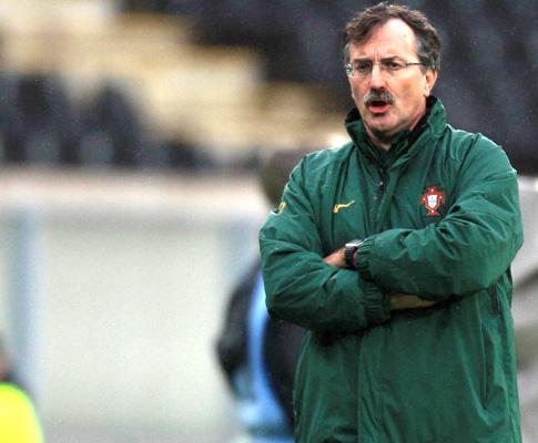 Sub-21: Portugal vence selecção da Madeira