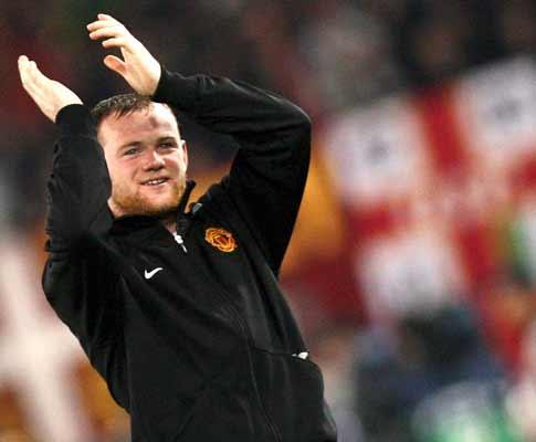 Alex Ferguson explica palavras polémicas de Rooney