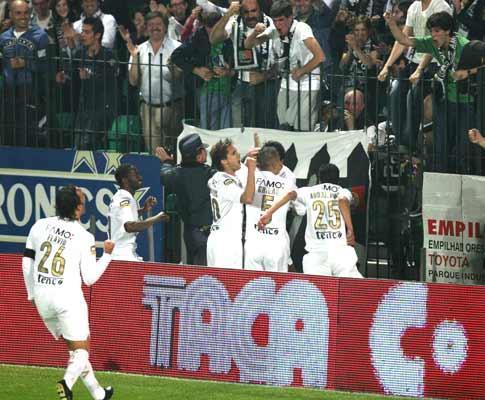 P. Ferreira-V. Guimarães, 1-1 (crónica)