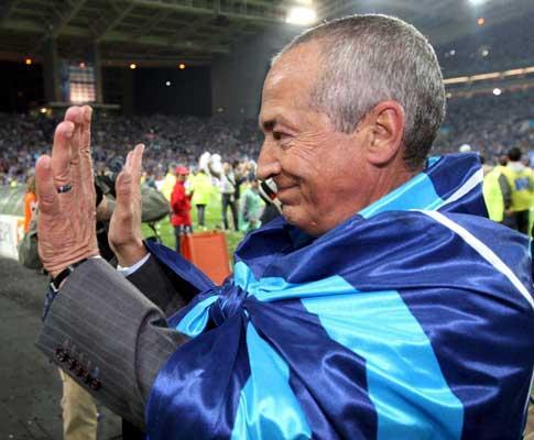 F.C. Porto: Jesualdo, o primeiro treinador português tricampeão