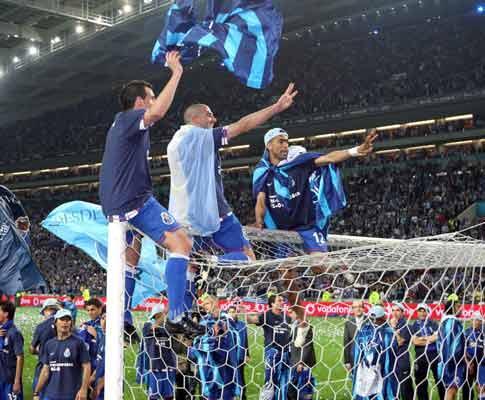 F.C. Porto recebe troféu de campeão no sábado