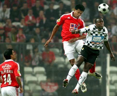 Boavista-Benfica (equipas): Quique lança júnior e menos utilizados
