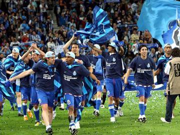 F.C. Porto vai receber não um, mas dois troféus de campeão